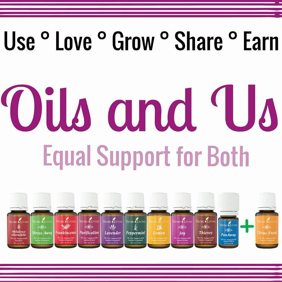Oils and Us